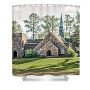 Frost Memorial Chapel Shower Curtain