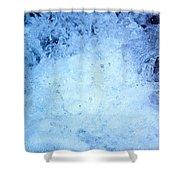 Frozen Iv Shower Curtain