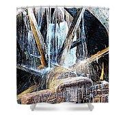 Frozen - John P. Cable Grist Mill Shower Curtain