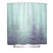 Frozen Reflections Shower Curtain by Wim Lanclus