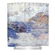 Frozen Vista Shower Curtain