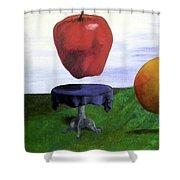 Fruit Assemblage Shower Curtain