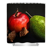 Fruit Coalition Shower Curtain