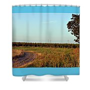 Fruit Farm Shower Curtain