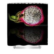 Fruit Reflection Shower Curtain