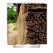 Fruita Farm In Capitol Reef Np Shower Curtain