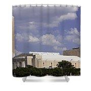 Ft Worth Texas - Landmark Shower Curtain