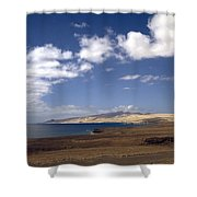 Fuerteventura II Shower Curtain