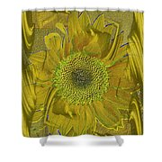 Fulfillment Shower Curtain