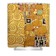 Fulfilment Stoclet Frieze Shower Curtain