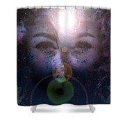 Full Of Stars Shower Curtain