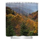 Fully Dressed. Shower Curtain by Itai Minovitz