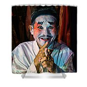 Fun At The Opera Shower Curtain