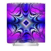 Fun Colors Shower Curtain