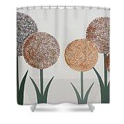 Fun Colours  3 Shower Curtain