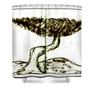 Fun In Trees 11 Shower Curtain