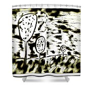 Fun In Trees 6 Shower Curtain