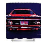 Fun Wheels Shower Curtain
