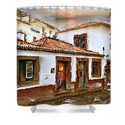 Funchal Shower Curtain