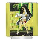 Skirt Up Shower Curtain