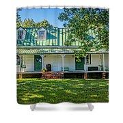 Fuqua Farm House 2526t Shower Curtain