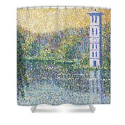 Furman Tower Shower Curtain