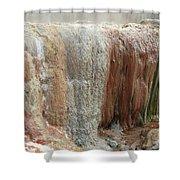 Furnas Hot Springs Shower Curtain