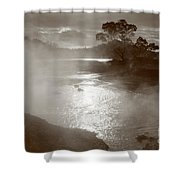 Furnas Hotsprings Shower Curtain