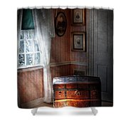 Furniture - Bedroom - Family Secrets Shower Curtain by Mike Savad