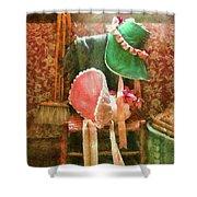 Furniture - Chair - Bonnets  Shower Curtain