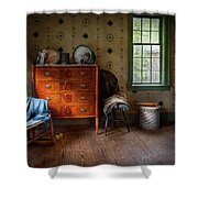 Furniture - Chair - American Classic Shower Curtain