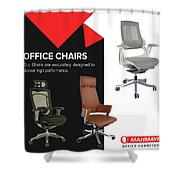 Furniture Supplier Of Online Office Chairs Abu Dhabi Shower Curtain