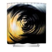 Futility II Shower Curtain