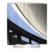 Future Shock Shower Curtain
