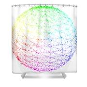 Fuzz Shower Curtain