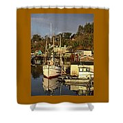 Sylvia Shower Curtain