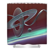 G46t Shower Curtain
