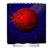 G71a Shower Curtain