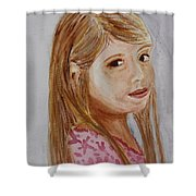 Gabriella Shower Curtain
