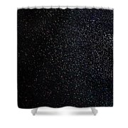 Galaxy. Starry Night Shower Curtain