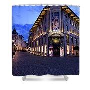 Gallerija Emporium Luxury Department Store In The Urbanc House O Shower Curtain