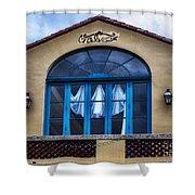 Galvex Shower Curtain