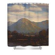 Galway Landscape Shower Curtain