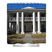 Gamble Mansion Parrish Florida Shower Curtain