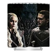 Game Of Thrones. Shower Curtain