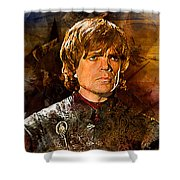 Game Of Thrones. Tyrion Lannister. Shower Curtain