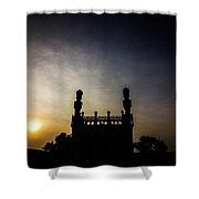 Gandikota Mosque Shower Curtain