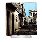 Gaol Shower Curtain