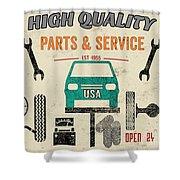 Garage Special-jp3483 Shower Curtain