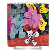 Garden Arrangement Shower Curtain